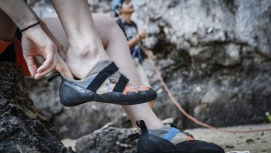 Photo of How to Break in Climbing Shoes?