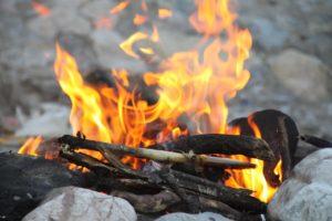campfire chemistry
