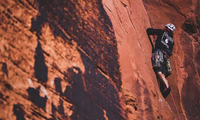 rock climbing clothes