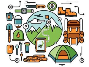 things to pack camping