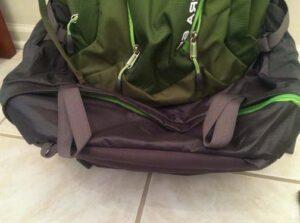 backpack loops