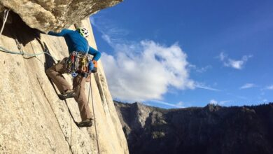 Photo of Trad Climbing vs Sport Climbing [What's The Difference?]