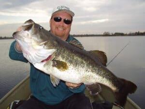 giant largemouth bass